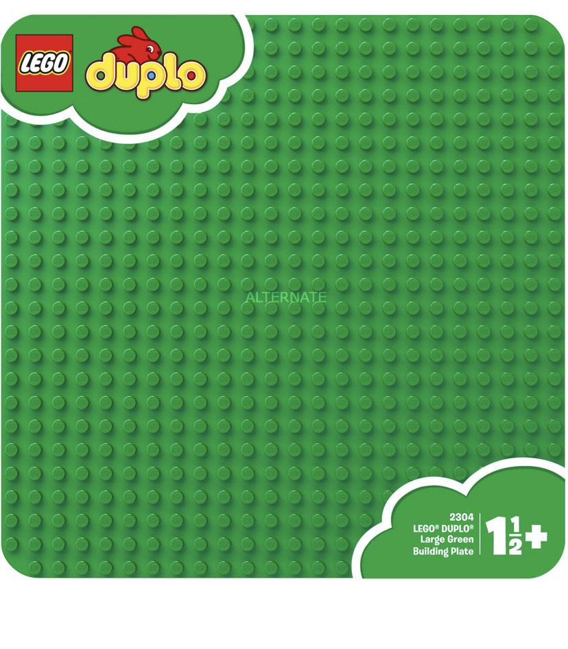 LEGO 2304 DUPLO Große Bauplatte - grün