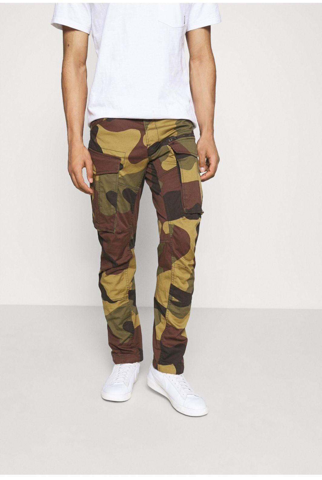 G-Star Rovic Cargo Camouflage Hose