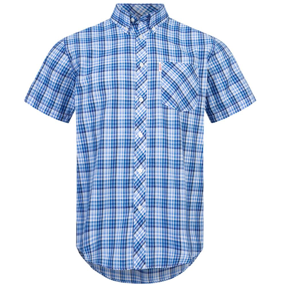 BRUTUS JEANS Kurzarm Hemd 10008 für 6,66€ + 3,95€ VSK (Größe S - L) [SportSpar]