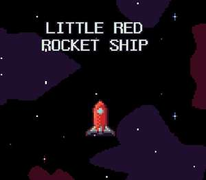 (PC) Little Red Rocket Ship - Itch.io