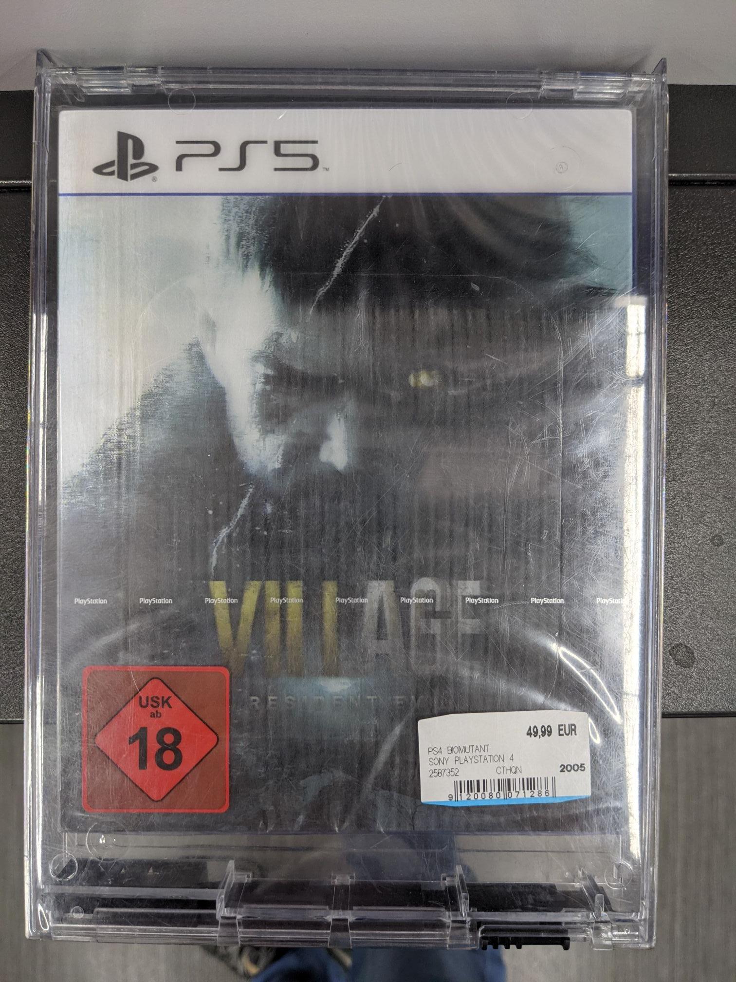 [PS5] Resident Evil [Mediamarkt Lokal Nürnberg]