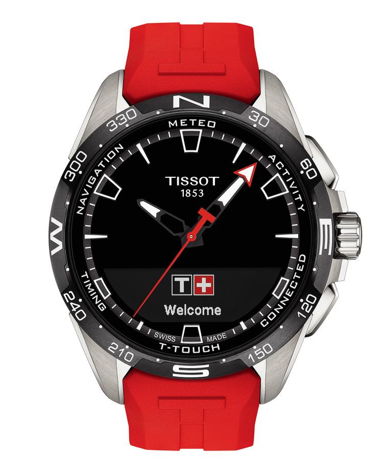 TISSOT T-Touch Connect Solar T1214204705101 zum Allzeit-Bestpreis 820,80€ (statt 960€)