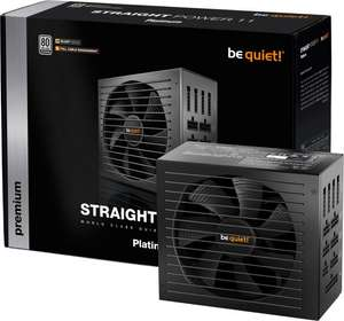 1000 Watt be quiet! Straight Power 11 Modular 80+ Platinum [Mindstar]