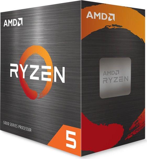AMD Ryzen 5 5600X, 6C/12T, 3.70-4.60GHz, boxed