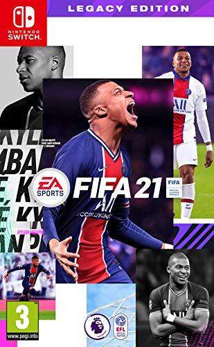 Amazon.de/Prime - FIFA 21 Legacy Edition - [Nintendo Switch]