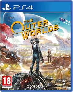 [Prime] The Outer Worlds [PlayStation 4]