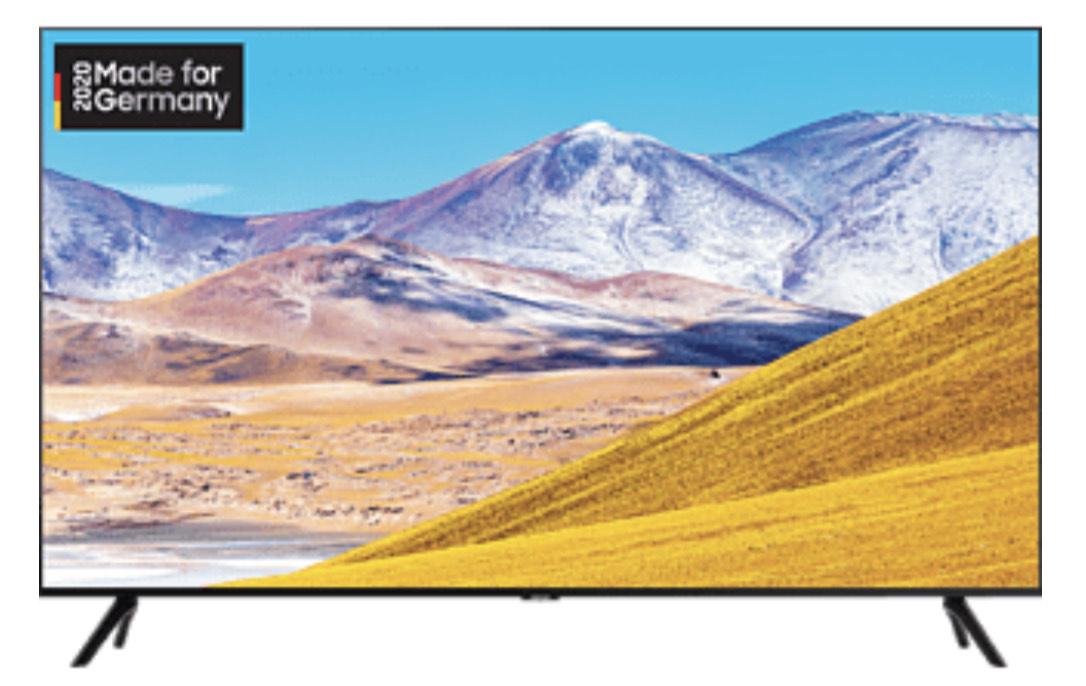 SAMSUNG Fernseher GU82TU8079 LED TV (Flat, 82 Zoll / 207 cm, UHD 4K, SMART TV)