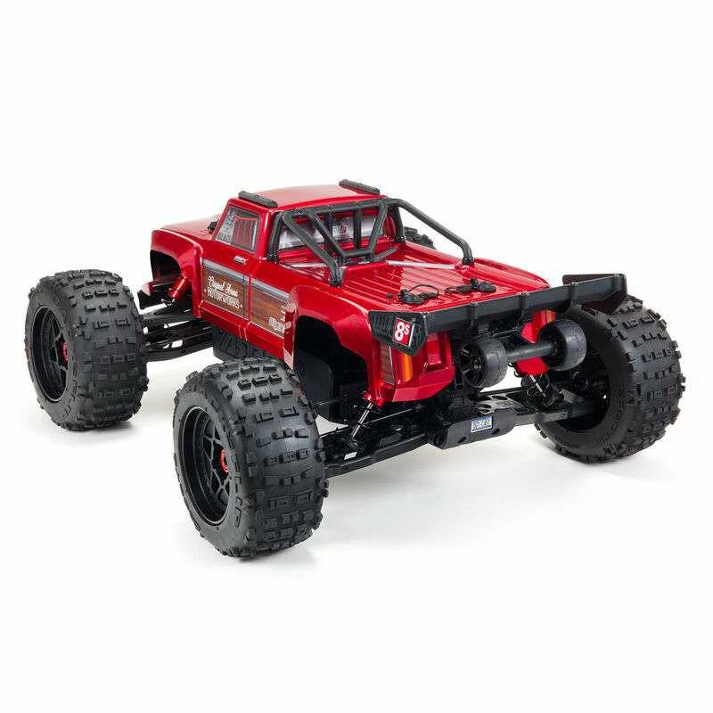 Arrma RC Monstertruck 1:5 OUTCAST 4X4 8S BLX Stunt Truck RTR [D-Edition]