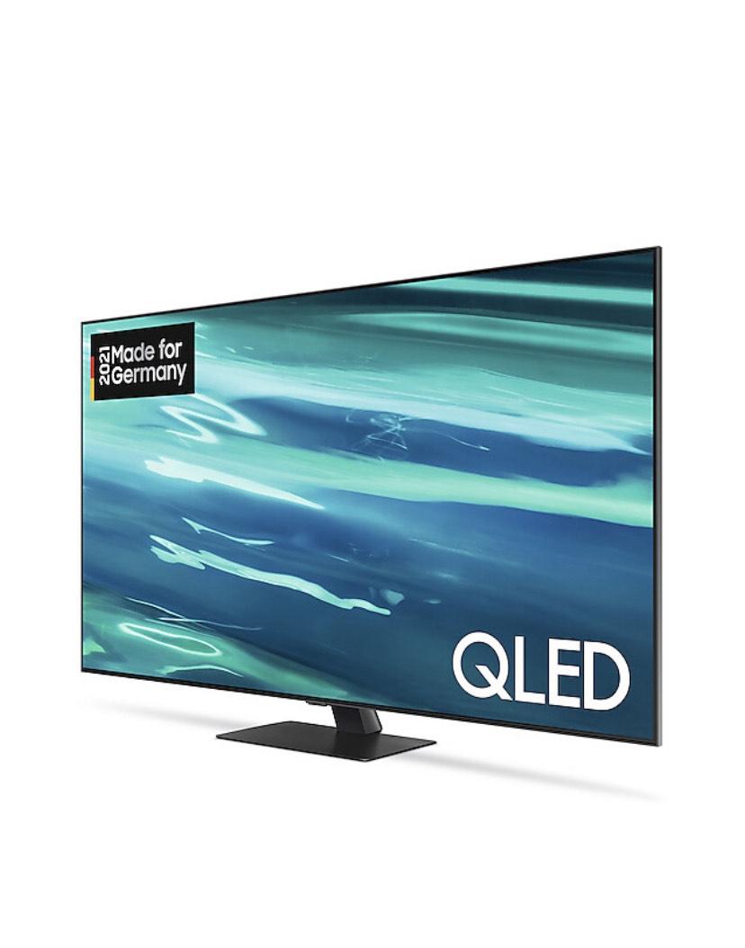 "Samsung GQ50Q80A 4K QLED TV 2021 50"" QLED"