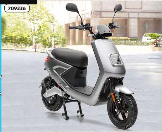 Nova Motors E-Motorroller inoa S4 li - 45Km/h, 48V/1400W 60Km [Online]