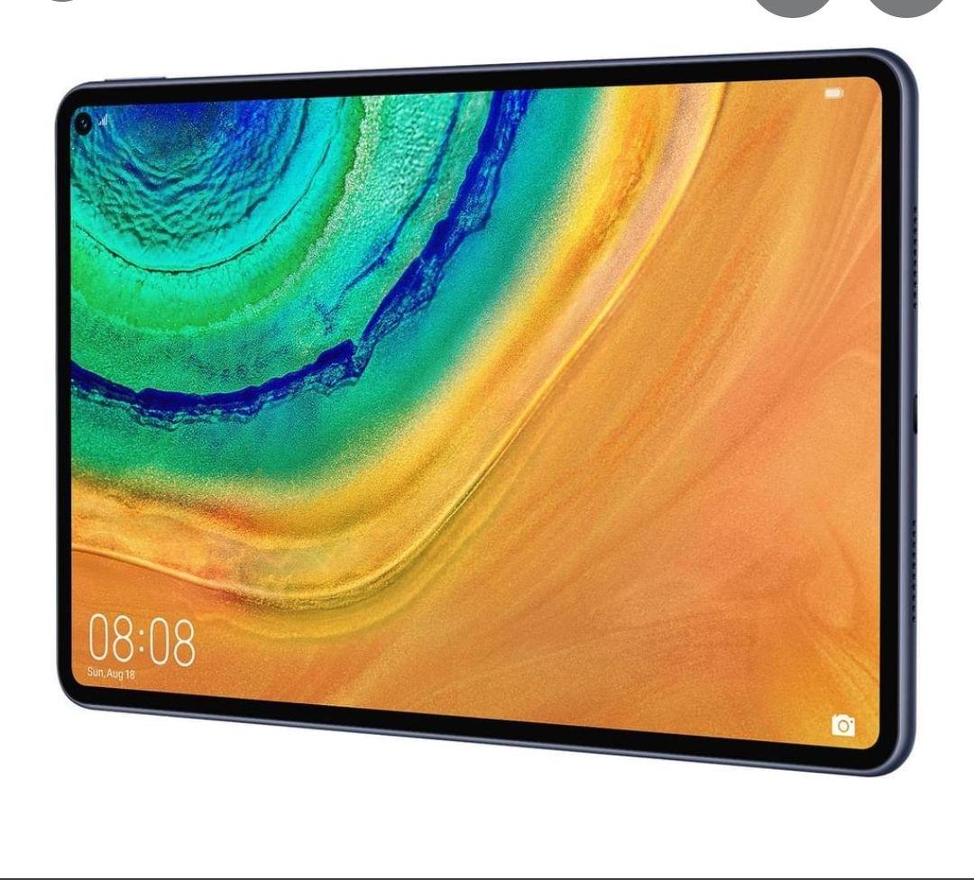 HUAWEI Matepad Pro Wi-Fi, Tablet, 128 GB, 10,8 Zoll, Midnight Grey