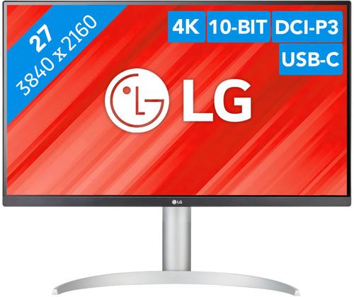 LG 27UP850 4K Monitor DCI-P3 95% (typ.)