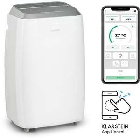 Iceblock Prosmart 12 - Mobile Klimaanlage - 3-in-1 12.000 BTU, App Control, weiß