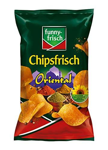 """Amazon Prime: 10x 175 Gramm funny-frisch Chipsfrisch """"orientalisch"""""""