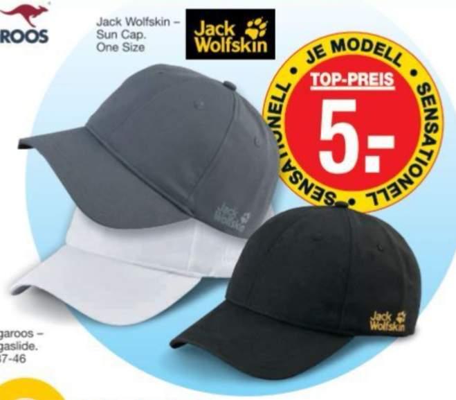 [Siemes Schuhcenter] Jack Wolfskin Kappen