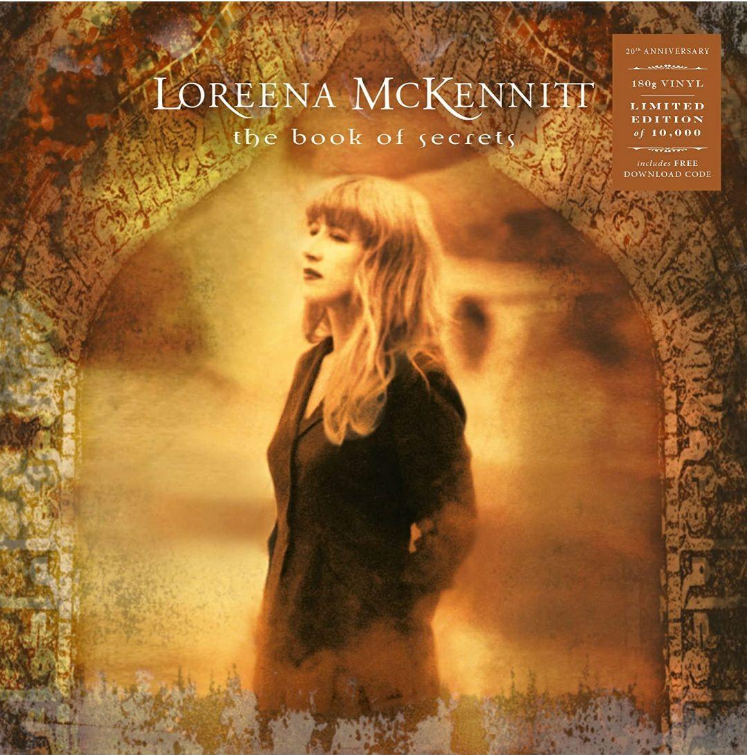 (Prime) Loreena McKennitt - The Book Of Secrets (Limited Edition) (Vinyl LP)