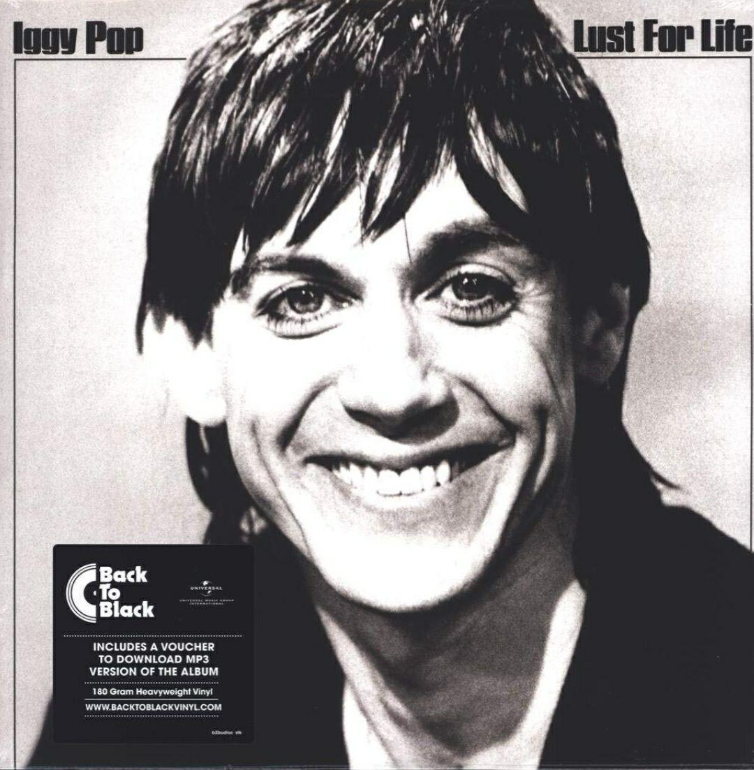 (Prime) Iggy Pop - Lust For Life (Vinyl LP)