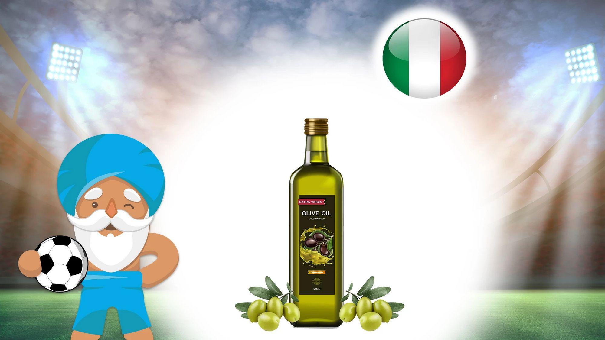 0,50€ Cashback auf ALLE Olivenöle - solange der Vorrat reicht