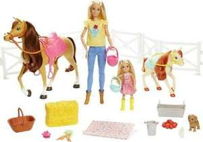 [Thalia@eBay] Barbie Reitspass