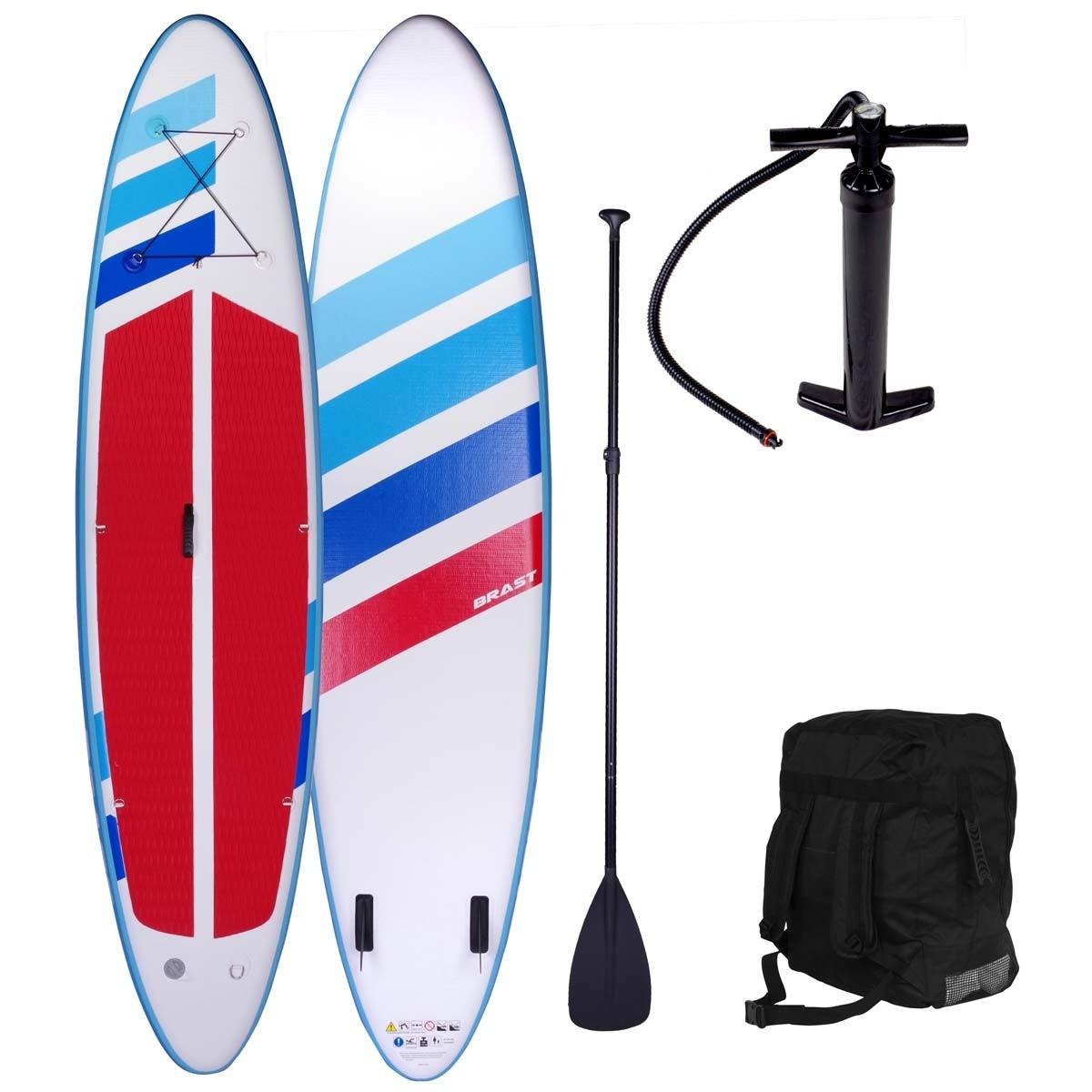 Faltbares SUP-Board BRAST 320cm aufblasbar
