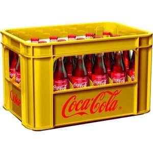 (Citti Märkte) Coca Cola Kasten 24x 0,33l Glasflasche für 11.99€ (auch Fanta, Sprite, Mezzo Mix)