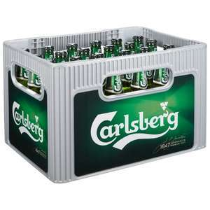 [Citti-Märkte] Carlsberg 24x0,33l Kasten für 12€ mit Citti card