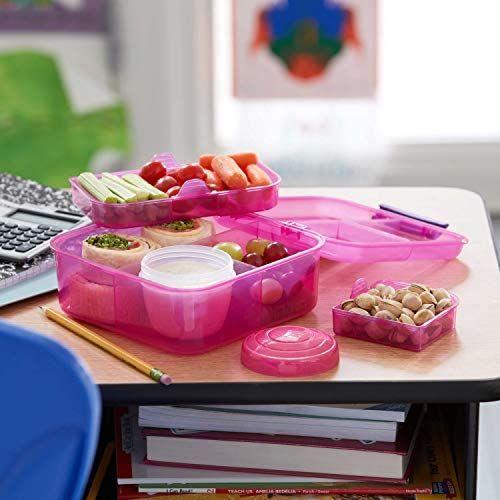Sistema Lunch Bento Cube 1,25 l Lunchbox (Trinkflaschen, Sandwichbox), Lidl