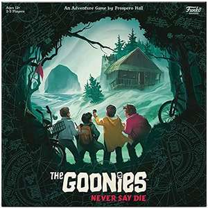 Funko 54803 Signature Games: The Goonies: Never Say Die Game