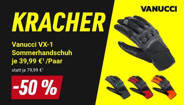 VANUCCI VX-1 HANDSCHUH (XS-XXXL)