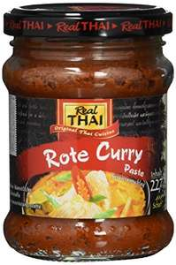 Real THAI Rote Curry Paste 227 g