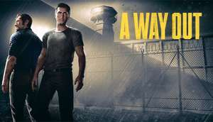 [STEAM] A Way Out (PC)