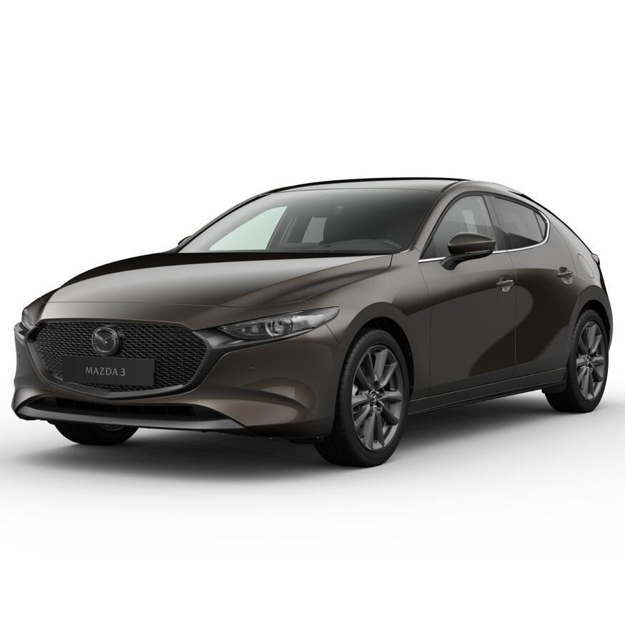 [Privatleasing] Mazda3 SKYACTIV-G Selection (150 PS) mtl. 149€ + 654,4€ ÜF (eff. 165€), LF 0,48, GF 0,54, 48 Monate, in 6 Wochen abholbar