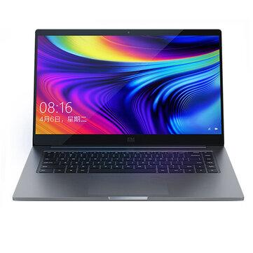 """Xiaomi Mi Laptop/Notebook Pro 15.6"""" IPS FHD 100% sRGB, i7-10510U 4C/8T, NVIDIA MX350, 16GB+1TB SSD, 60Wh/8h HDMI Win10, Fingerprint Backlit"""