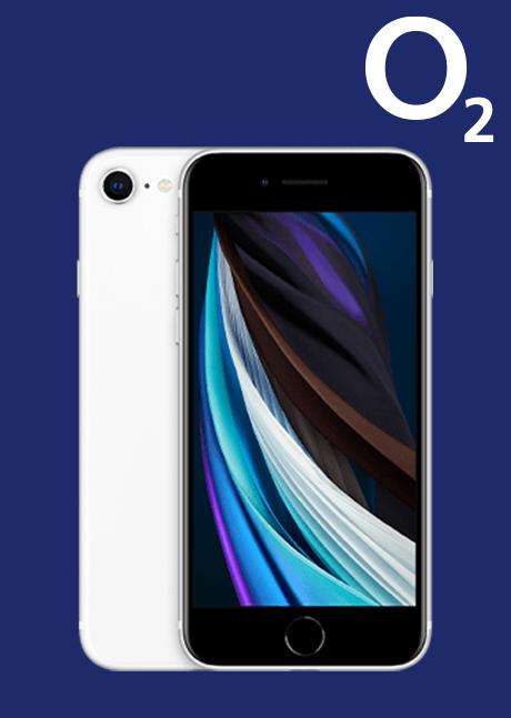 iPhone SE (2020) 64GB inkl. 20GB Daten im O2-Netz (LTE) für 23,99€/Monat