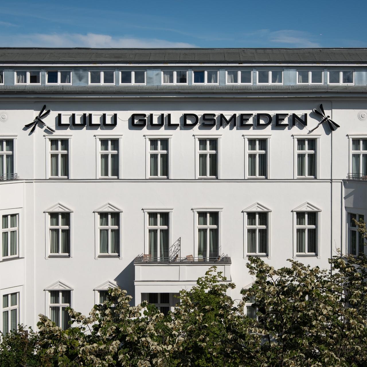 Berlin: neues 4*Lulu Guldsmeden Hotel - Superior-Doppelzimmer inkl. Frühstück, Parkplatz / gratis Storno / bis März 2022