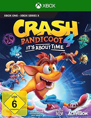 Crash Bandicoot 4: It's About Time(Xbox One) [Amazon Marketplace]