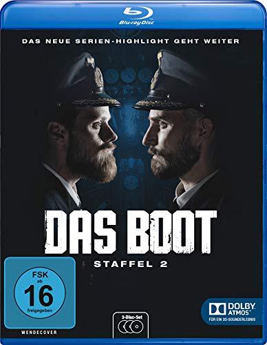 [Prime] Das Boot - Staffel 2 [Blu-ray]