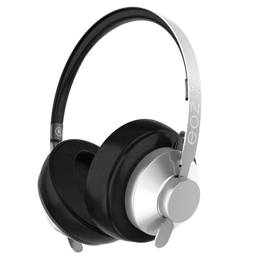 EOZ Arc ANC Bluetooth 5 apt-X Kopfhörer mit Active Noice Cancelling, 3,5mm Klinke, bis 24h Laufzeit