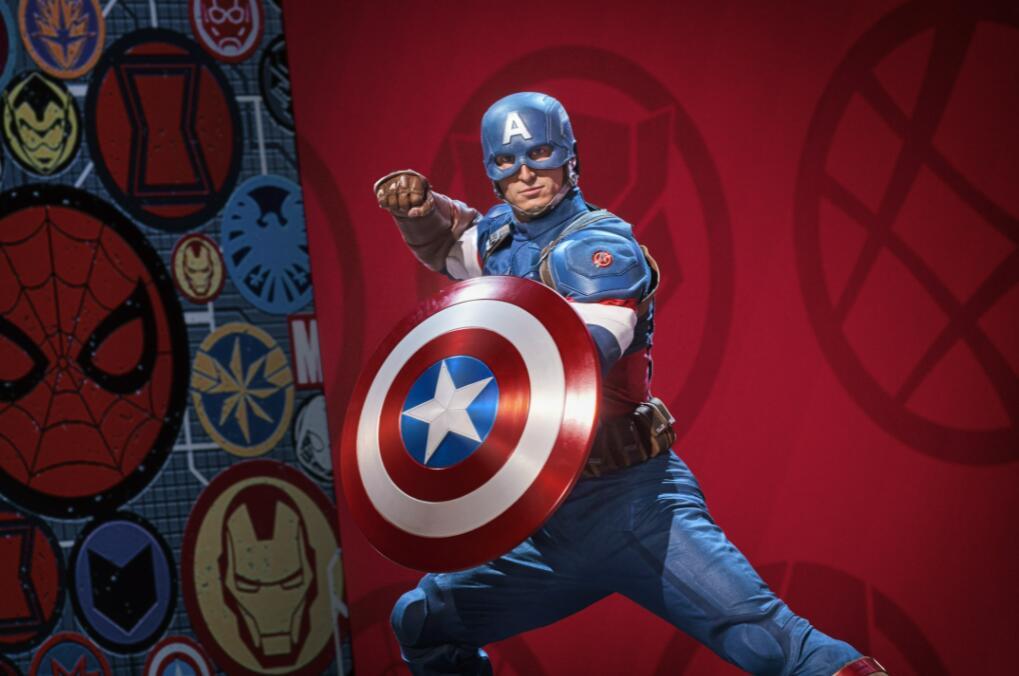 Neueröffnung: 2 Nächte im Disney's Hotel New York – The Art of Marvel inkl. 2 Tage Eintritt ins Disneyland Paris ab 512 € für 2 Erwachsene