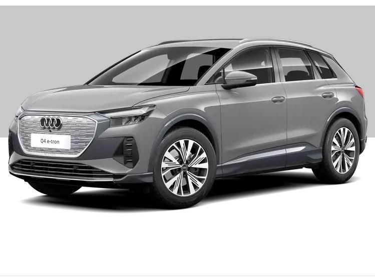 Autokauf: Audi Q4 e-tron (55 kWh) als Neuwagen (konfigurierbar) inkl. Überführung für 27.777€ - LP:41.900€