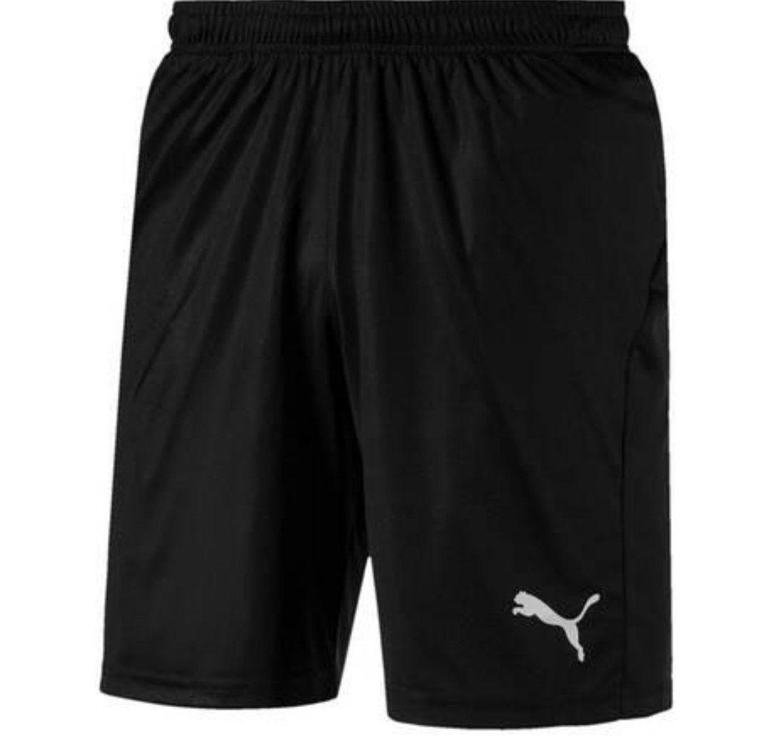 Puma LIGA Shorts Core Puma Black-Puma White