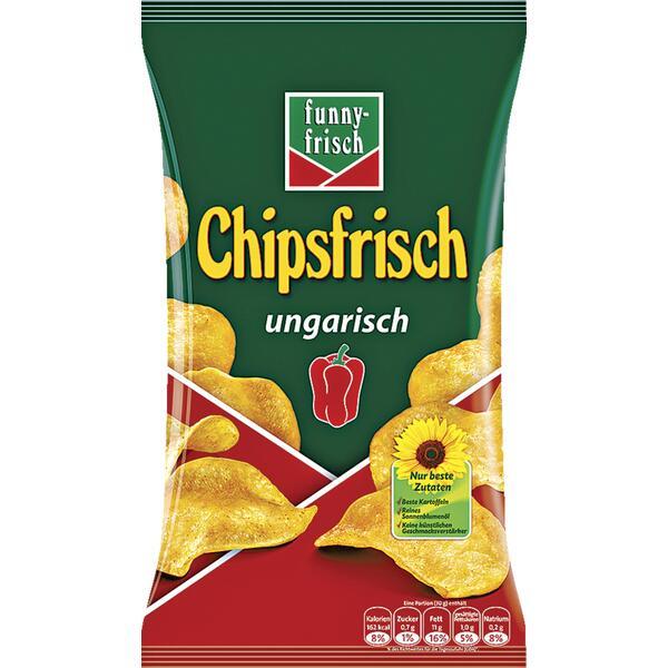 Funny Frisch 175g Chips verschiedene Sorten