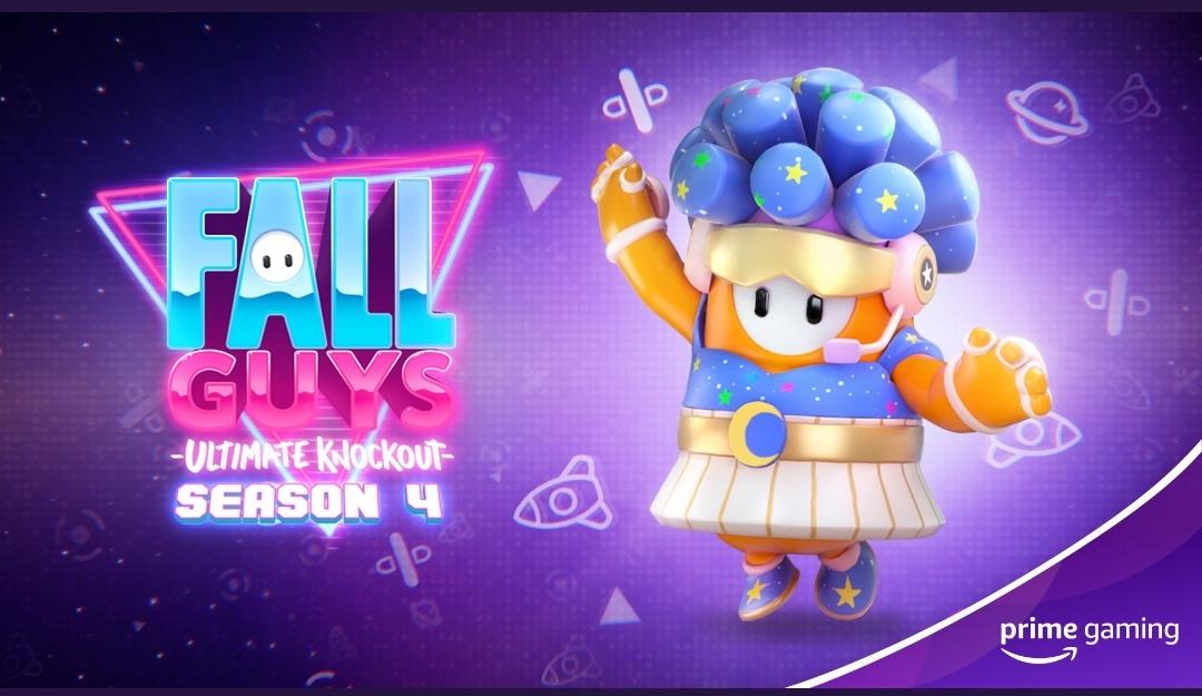 """[Prime Gaming] Fall Guys """"Hitparaden Star""""-Bundle kostenlos"""