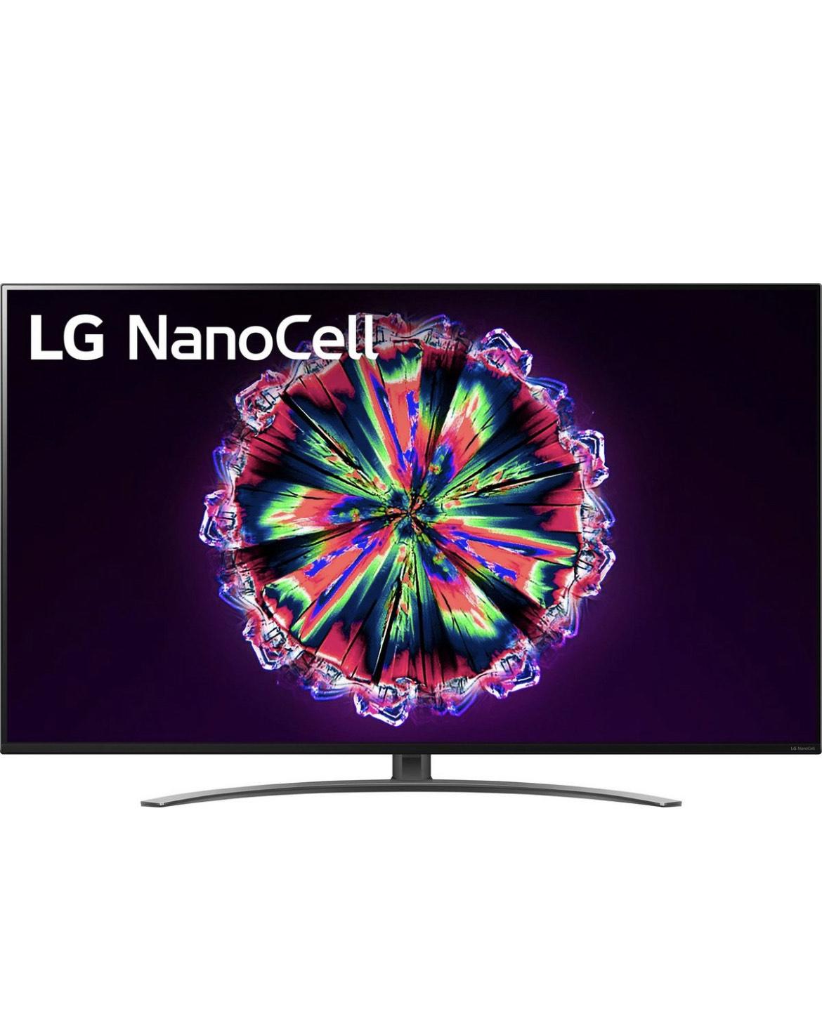 LG 49NANO867NA LED-Fernseher (123 cm/49 Zoll, 4K Ultra HD, Smart-TV, NanoCell, 100Hz Panel, HDMI 2.1)