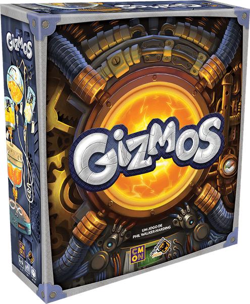 Gizmos - Brettspiel für Einsteiger