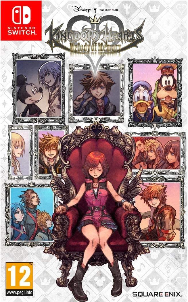 Kingdom Hearts: Melody of Memory (Switch)