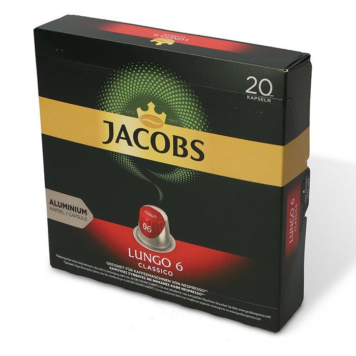 [Aldi Süd] Jacobs Nespresso Kapseln div. Sorten 20er Pack für 2,99€