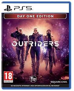 Outriders - Day One Edition (PEGI) [Playstation 5]