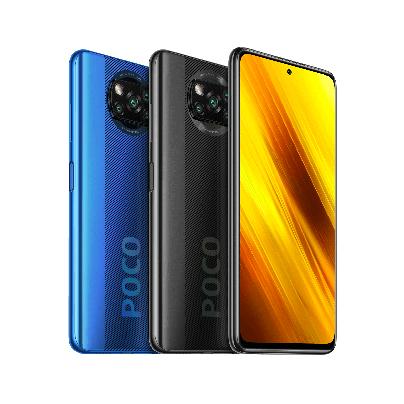 "[Nur 24h] Xiaomi POCO X3 Pro 6+128 GB (6,67"" FHD+ IPS 120 Hz, 215 g, SD860, 3,5 mm Klinke, NFC, IP53, Dual-SIM, LED, Stereo, 5160 mAh, 33 W)"