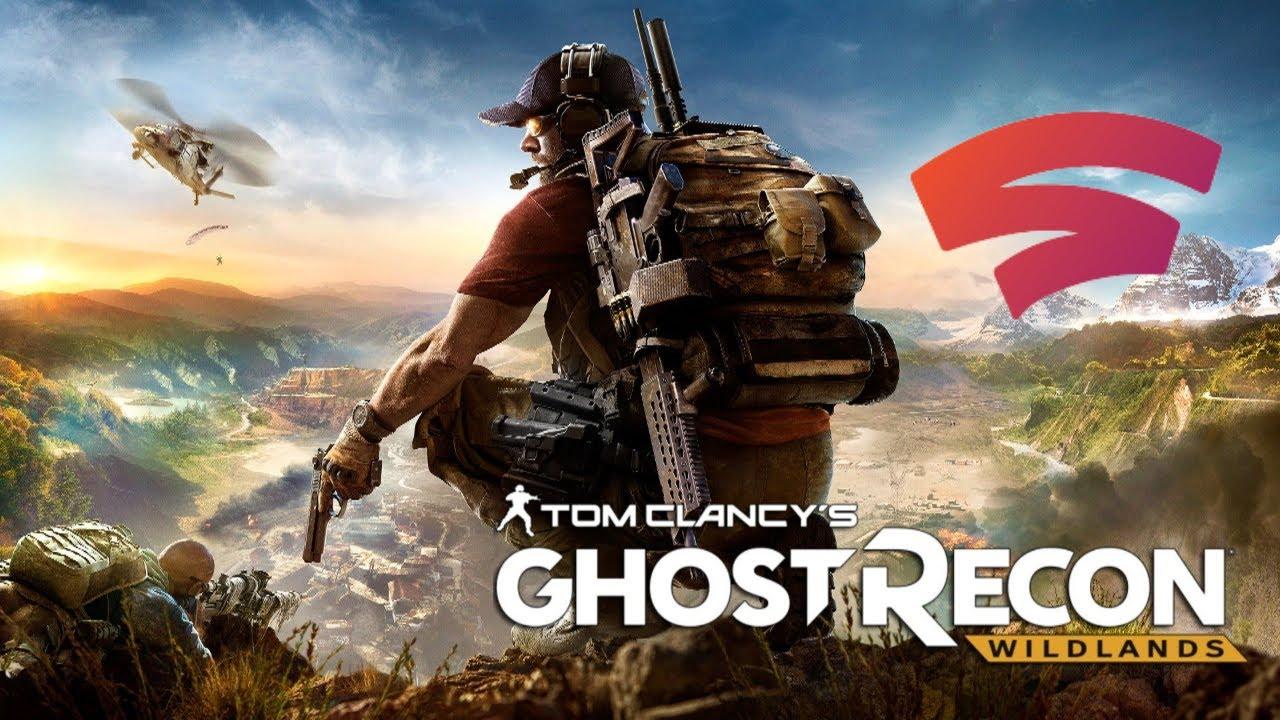 [Stadia] Tom Clancy's Ghost Recon Wildlands